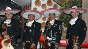 Mariachis in Hamburg