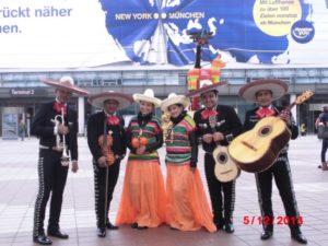 Mariachis in München
