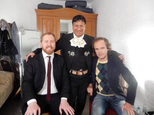 TV Show mit Olaf Schubert in Leipzig